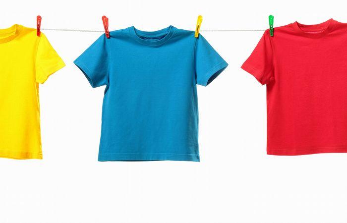 色落ち・色褪せさせたくない!オリジナルTシャツを上手に洗濯するポイント