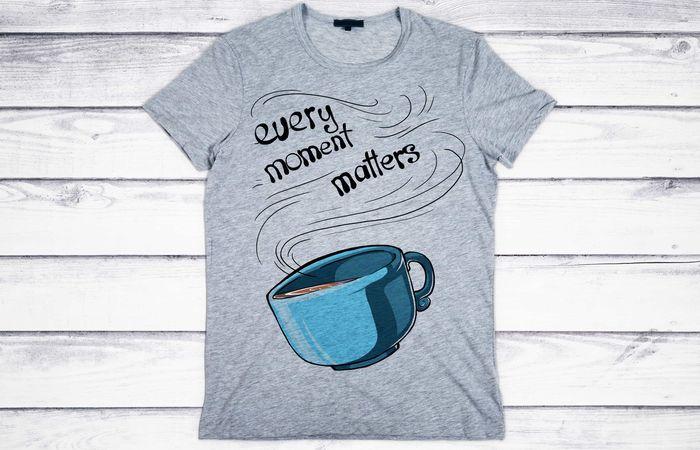 オリジナルTシャツを超特急でプリント!急ぎでも対応できるTシャツ作り!