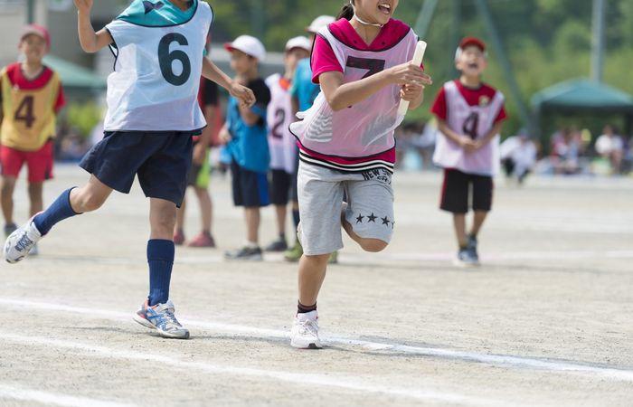 体育祭のクラスオリジナルTシャツはドライ素材&UVカットのメッシュ生地がおすすめ
