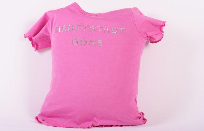 オリジナルTシャツを斬新なカットでアレンジしよう!