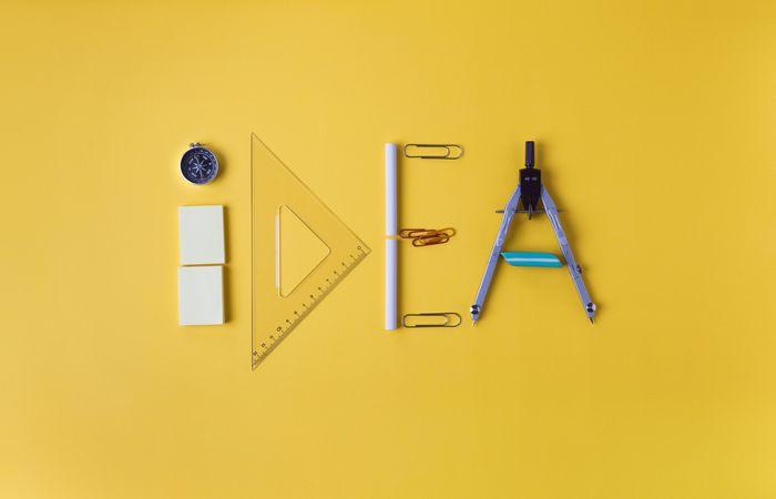 【デザイン入門】初心者におすすめなデザインアイデアの出し方