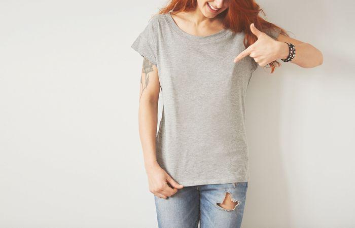 自分に似合うTシャツを作りたい!Tシャツデザインの基本