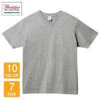 Printstar(プリントスター)5.6オンスヘビーウェイトVネックTシャツ
