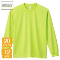 glimmer(グリマー)4.4オンスドライロングスリーブTシャツ