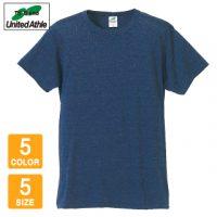UnitedAthle(ユナイテッドアスレ)4.4オンストライブレンドTシャツ※