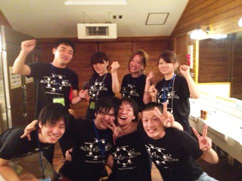 東京渋谷店でTシャツを作成いただきました(齋藤様)