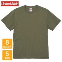 UnitedAthle(ユナイテッドアスレ)6.0オンスオープンエンドヘヴィーウェイトTシャツ