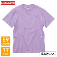 UnitedAthle(ユナイテッドアスレ)5.6オンスハイクオリティーTシャツ※