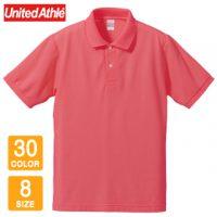 UnitedAthle(ユナイテッドアスレ)5.3オンスドライカノコユーティリティーポロシャツ