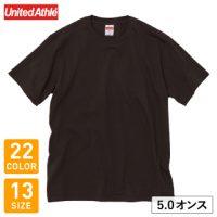 UnitedAthle(ユナイテッドアスレ)5.0オンスユニバーサルフィットTシャツ
