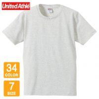 UnitedAthle(ユナイテッドアスレ)5.0オンスレギュラーフィットTシャツ
