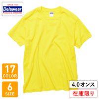 Delawear(デラウェア)4.0オンスプロモーションTシャツ【在庫限り】