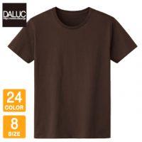 DALUC(ダルク)4.6オンスファインフィットTシャツ【在庫限り】