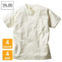 TRUSS(トラス)オーガニックコットンTシャツ