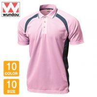 wundou(ウンドウ)ベーシックテニスシャツ