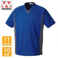 wundou(ウンドウ)ベーシックサッカーシャツ