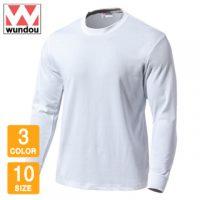 wundou(ウンドウ)スクール長袖Tシャツ
