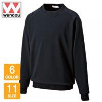 wundou(ウンドウ)ドライスウェットラグランシャツ