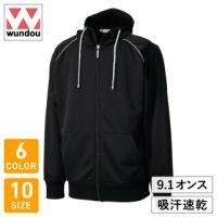 wundou(ウンドウ)ドライスウェットパーカー※