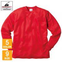 BEESBEAM(ビーズビーム)ファイバードライロングスリーブTシャツ