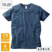 TRUSS(トラス)スリムフィットTシャツ※