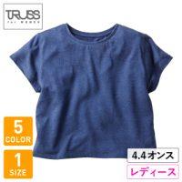TRUSS(トラス)トライブレンドワイドTシャツ